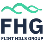Flint Hills Group, 100% US-Based Logo