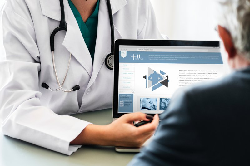 Doctor, patient, internet of things