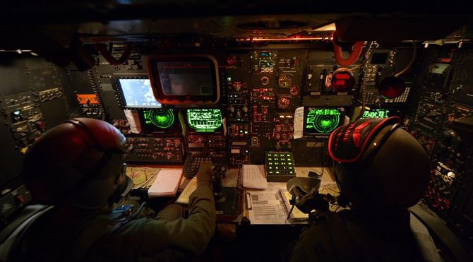 B-52 Bomber Avionics: Custom Software Development Company in Kansas