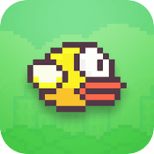 Flappy birds -- a seminal modile app