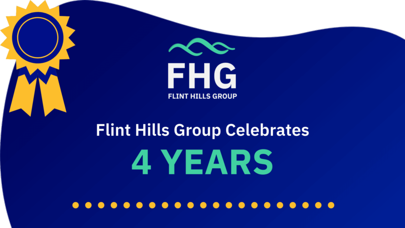 Flint Hills Group Celebrates Four Years of Innovation