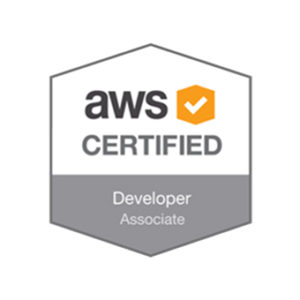 Amazon Web Services (AWS) Developer Certified